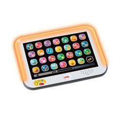 Fisher Price - Tablet Ríe y Aprende Conmigo Color Aleatorio
