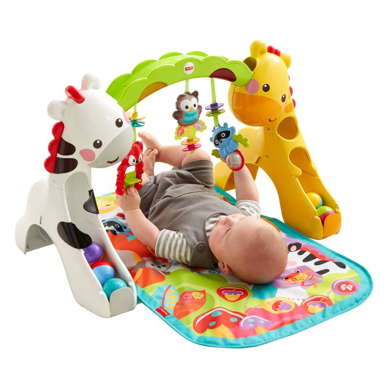 Fisher Price - Juguete de bebé Fisher Price Gimnasio para Recien Nacidos