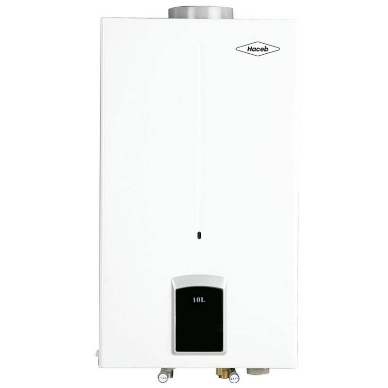 Haceb - Calentador de Agua a Gas 10 lt | CPG-10TN