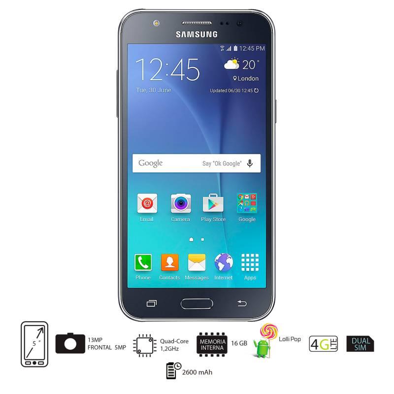 Samsung - Galaxy J5 LTE DS Celular Libre