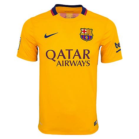 Nike Camiseta FC Barcelona visitante - Falabella.com e37572e77ed