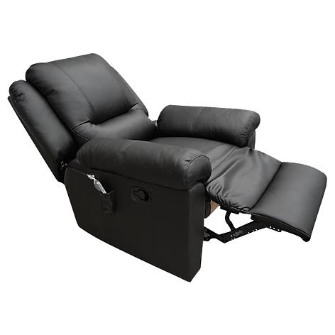 Rosen silla reclinable bergere vel squez cuero for Comedores falabella chile
