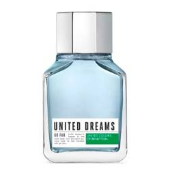 Perfume United Colors Of Benetton United Dreams Go Far Hombre EDT 100 ml