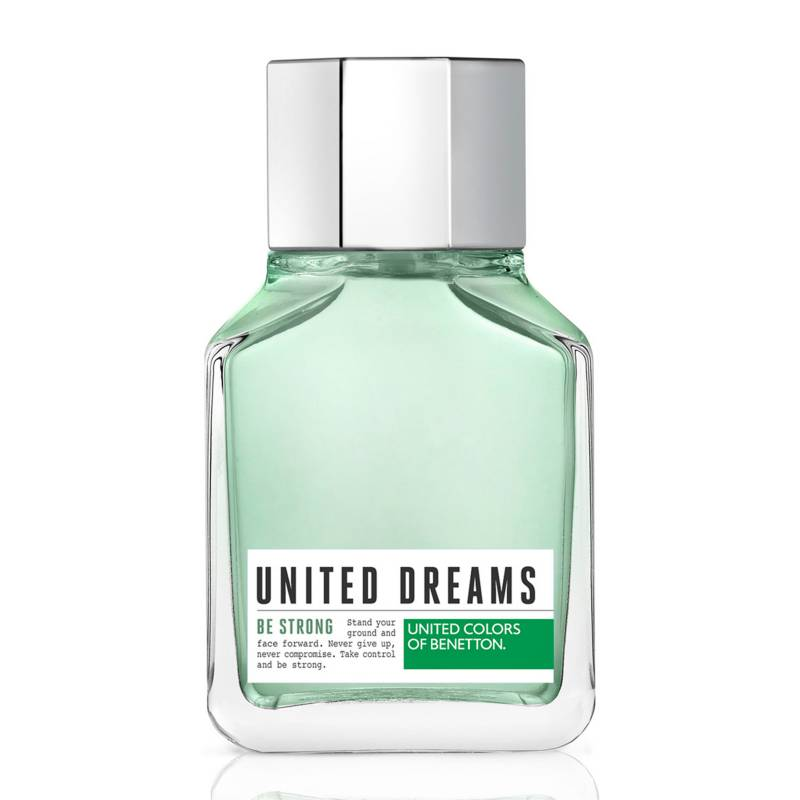 Benetton - Perfume Benetton United Dreams Be Strong Hombre 100 ml EDT