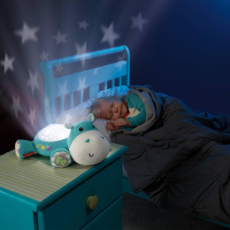 Fisher Price - Peluche Hipopótamo Hora de Dormir