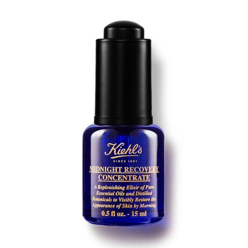 Kiehls - Kielh's Midnight Recovery Face Oil 15 ML
