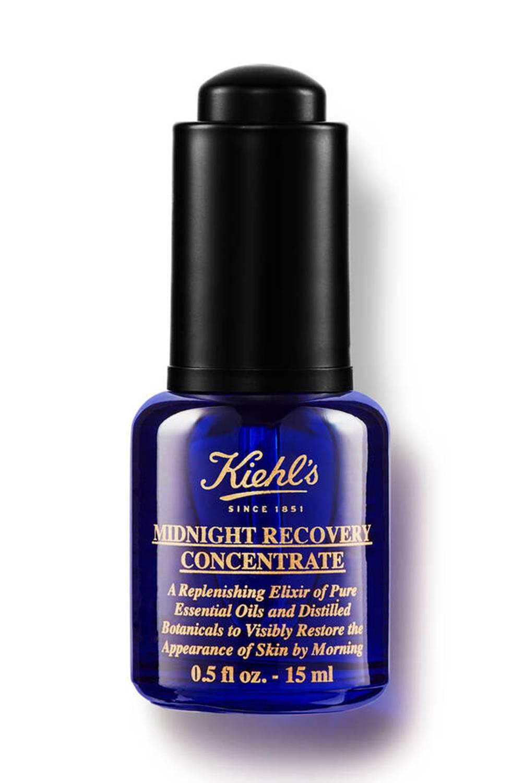 Kiehls - Hidratante Facial Midnight Recovery Face Oil 15 ml