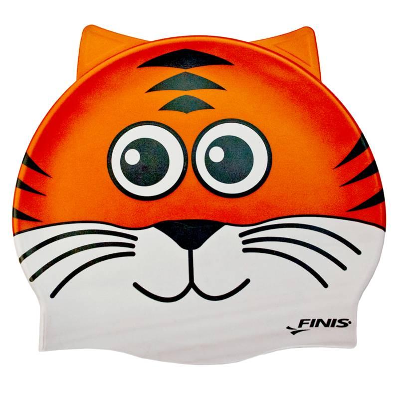 Finis - Gorro silicona animales tigre