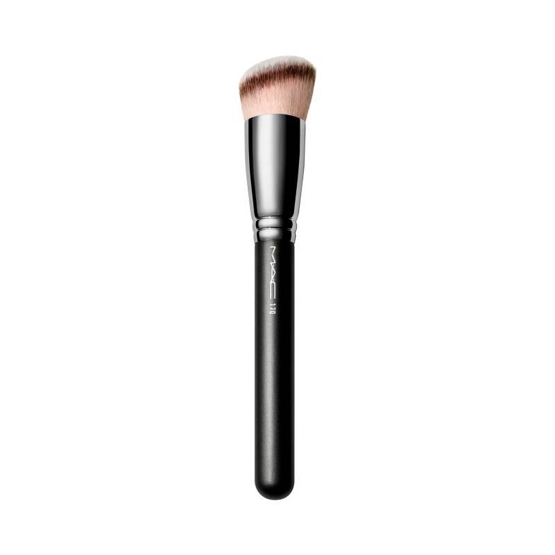 MAC Cosmetics - Brocha - 170 Synthetic Rounded Slant Brush