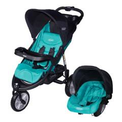 Bebesit - Coche Travel System Jogger Fox