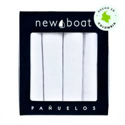Newboat - Pañuelos Pack x 4