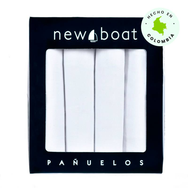 Newboat - Pañuelos Pack x 4