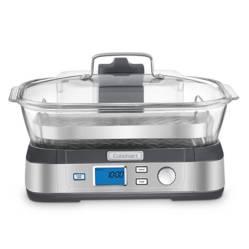Cuisinart - Vaporera Digital Cuisinart Super Steamer