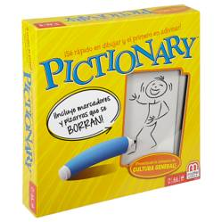 Mattel Games - Pictonary