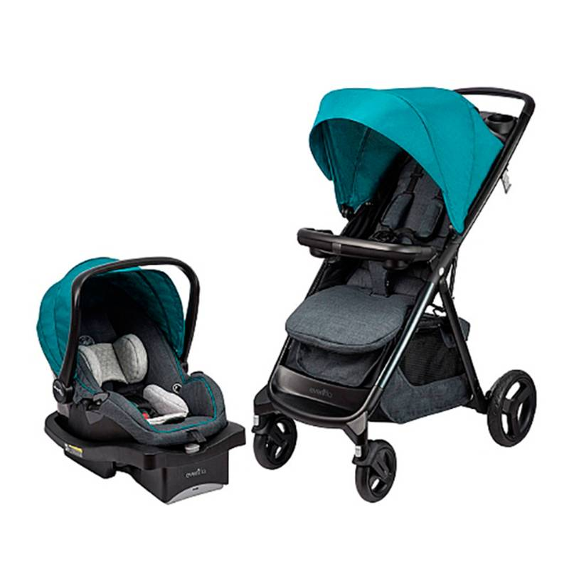 Evenflo - Coche Travel System Lux 24