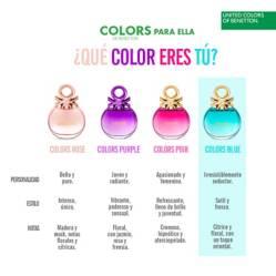Perfume Colors Pink 50 ml