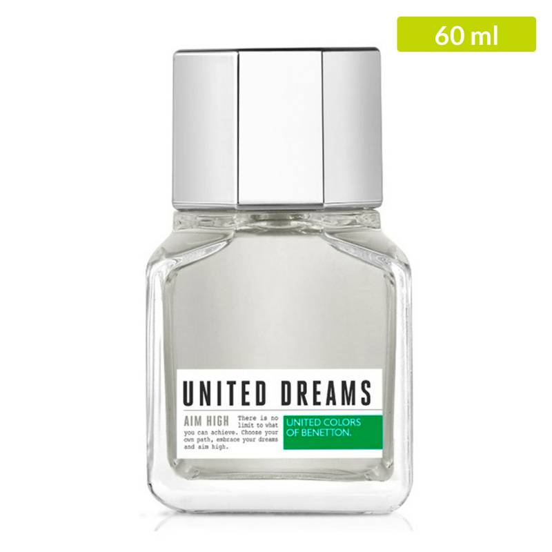 Benetton - Perfume Benetton United Dreams Aim High Hombre 60 ml EDT