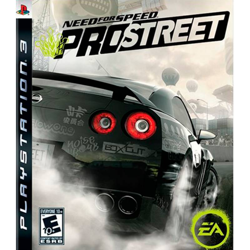 PlayStation 3 - Videojuego Need for Speed Prostreet