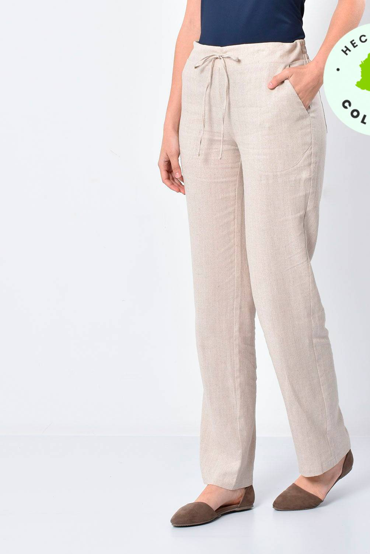 Southland - Pantalón Recto Mujer Southland