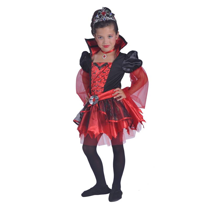Fantastic Night - Disfraz Princesa Vampiresa