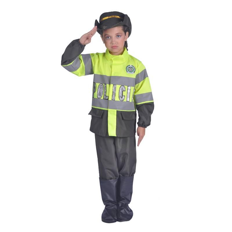 Fantastic Night - Disfraz Niña Policia