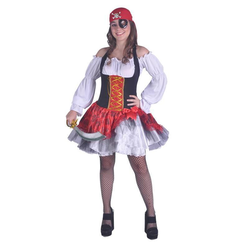 Fantastic Night - Disfraz Bella Pirata