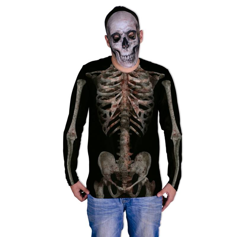 Fantastic Night - Disfraz Esqueleto