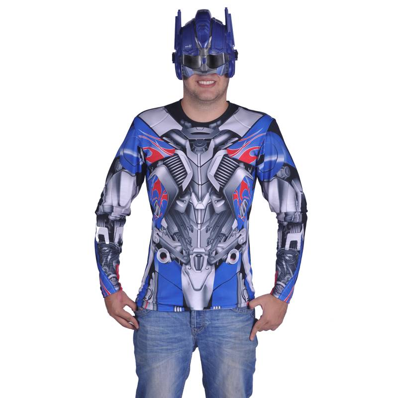 Fantastic Night - Disfraz Transformer