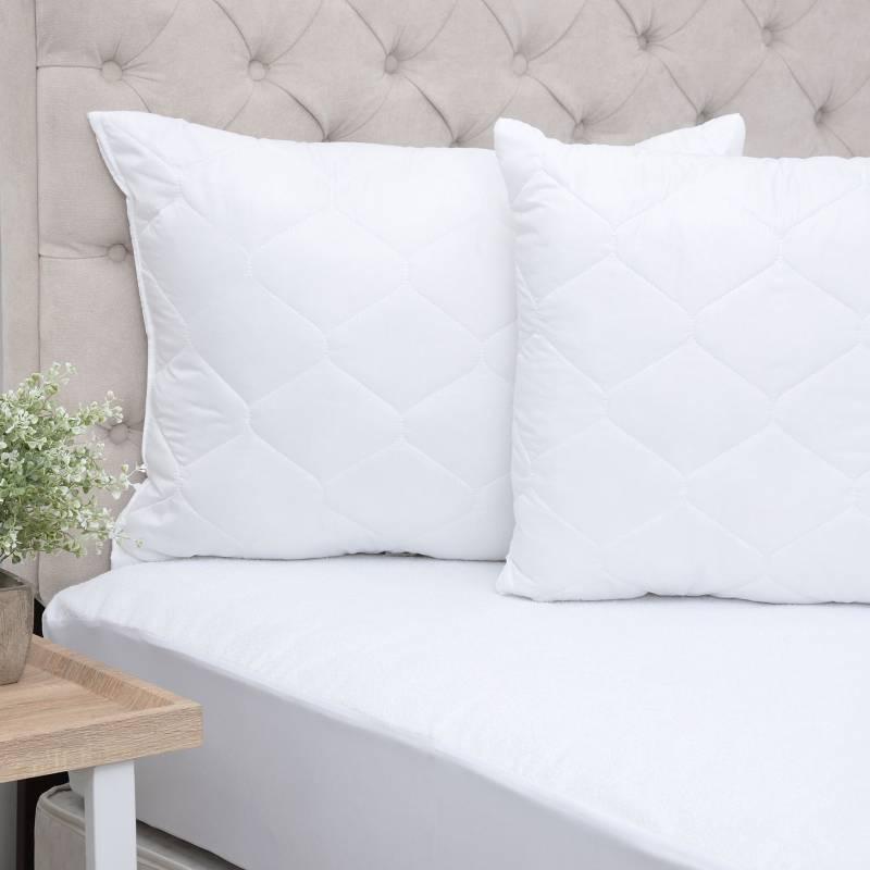 Mica - Set x2 Almohadas Acolchadas 70 x 50 cm