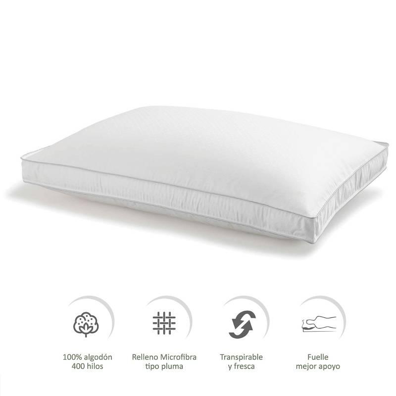 Basement Home - Almohada Silk Premium 70 x 50 cm
