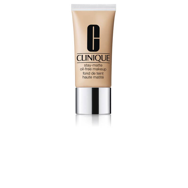 Clinique - Base Stay-Matte Oil-Free Makeup 30 ml