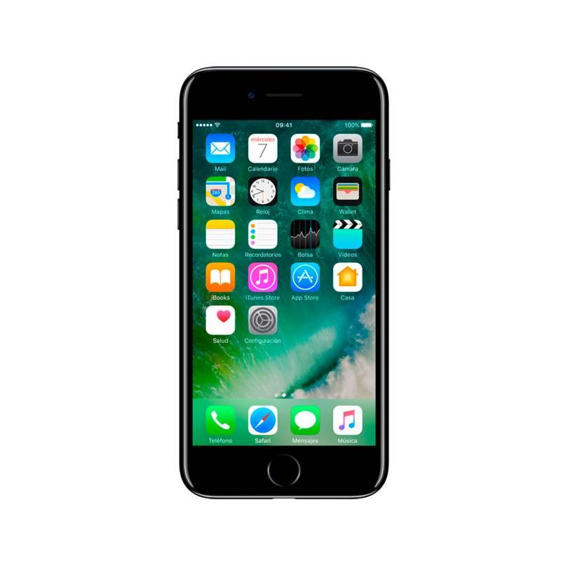 Apple - iPhone 7 128GB Negro Brillante
