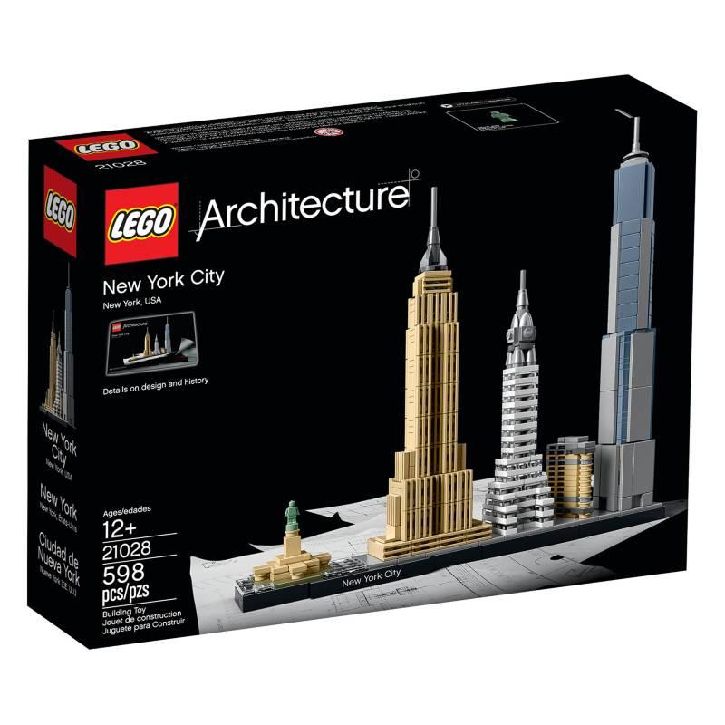 Lego - Lego Arquitecture Ciudad de Nueva York