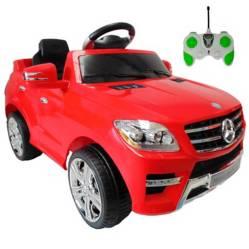 Carro a Batería Mercedes Benz