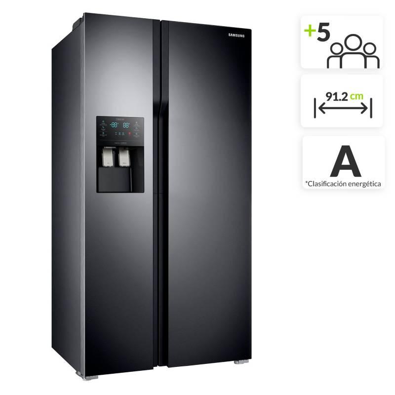 Samsung - Nevecón Samsung Side by Side 510 lt RS51K54F02C/CL