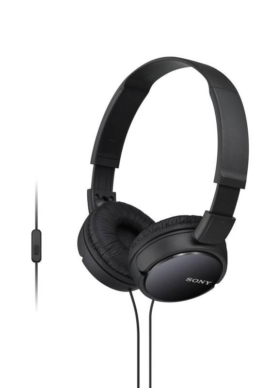 Sony - Audífonos ZX110AP Negro