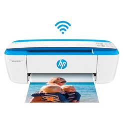 HP - Impresora Multifuncional DeskJet Ink Advantage 3775