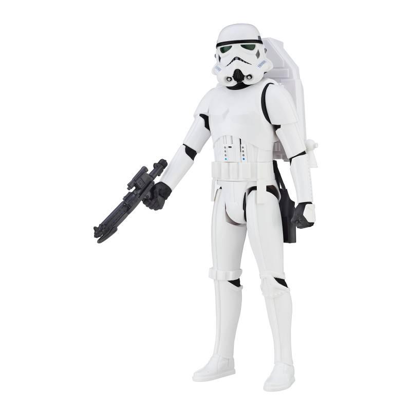 Star Wars - Hero Series Figura Interactiva 12Pulgadas