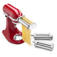 KitchenAid - Set Rodillo y Corte para Pasta