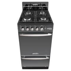 Abba - Estufa de Piso Master Chef Gas Propano 4 Puestos AG 203-4