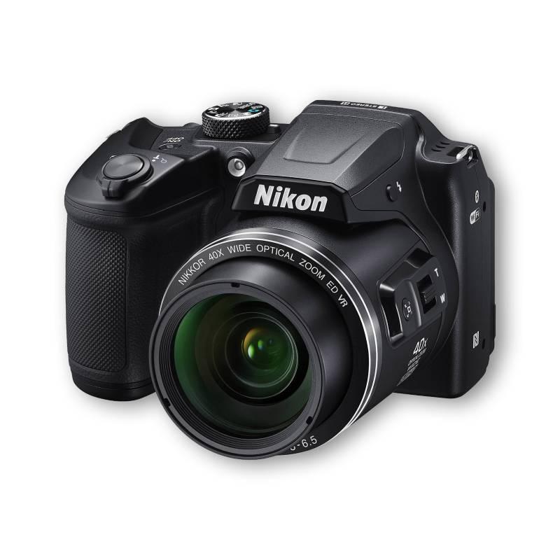 Nikon - Cámara Semiprofesional 16MP 40X | Coolpix B500