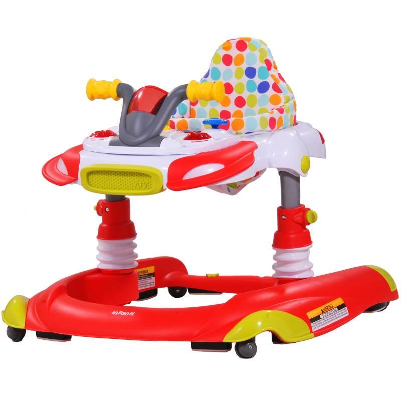 Infanti - Caminador con Jumper