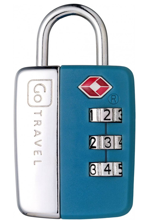 Go Travel - Candado de Equipaje Travel Sentry