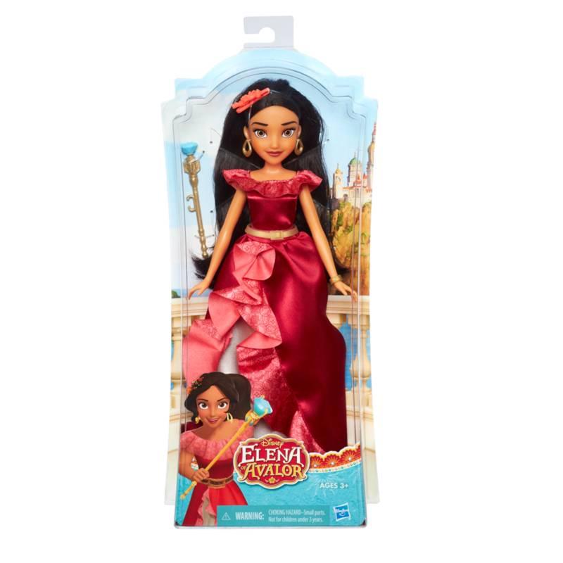 Disney - Pelana Muñeca Clásica Fashion