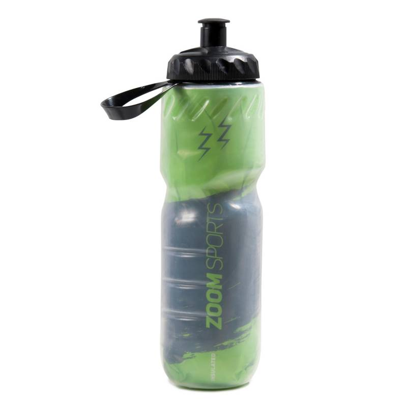 Zoom Sports - Botella deportiva