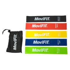 Movifit - Set de Bandas Planas Cerradas