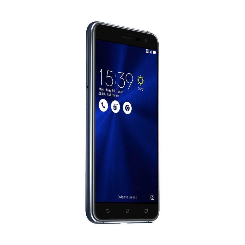 Asus - Zenfone 3 Negro 4G Celular Libre