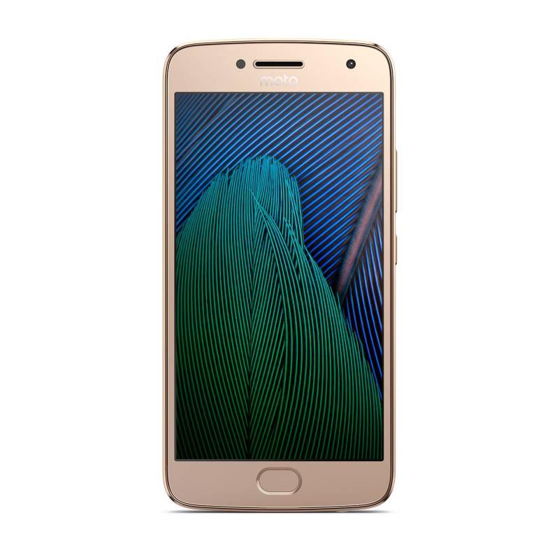 Motorola - Celular Moto G5 Plus