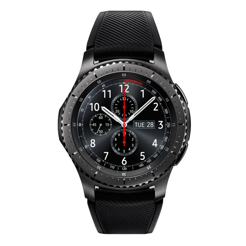 Samsung - Smartwatch Gear S3 Frontier
