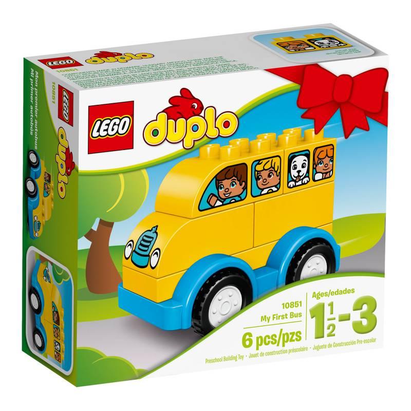 Lego - Mi Primer Autobús